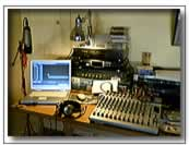 radio one studio di registrazione